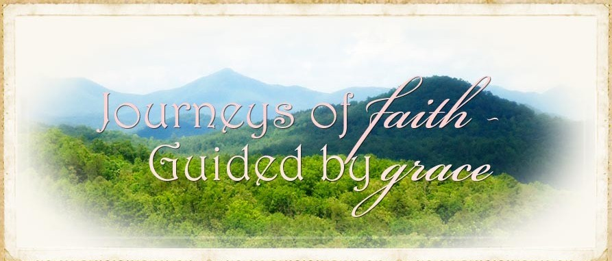 Connie Stevens - Author - Journeys of Faith Guided by Grace
